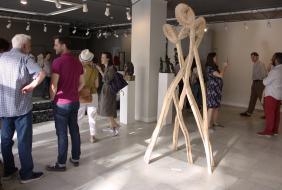 Gallery Seasons presents exhibition of young authors from Prof Cvetoslav Hristov class